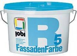 Jobi FASSADENFARBE R5  (5л) Краска фасадная
