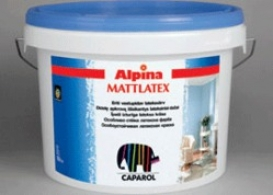 Alpina MattLatex, 10 л