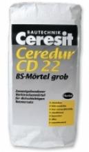 Крупнозернистая ремонтно-восстановительная смесь Ceresit CD 22 (