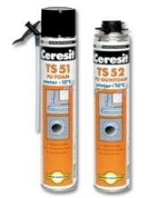 Монтажная пена Ceresit TS 51 (750мл)