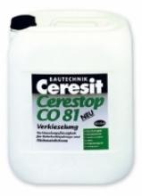 Средство для защиты от капиллярной влаги Ceresit CO 81 (10л)