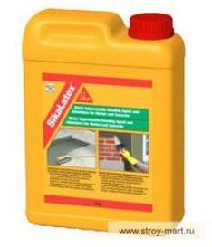 Ускоритель схватывания цементных растворов Sika (Зика) Sika® - 4