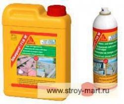 Жидкость для удаления мха, водорослей и плесени Sika (Зика) Sika