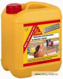 Морозостойкая добавка Sika (Зика) Antifreeze FS-1