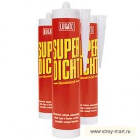 Уксусно-кислотный герметик Lugato (Люгато) Super dicht