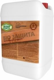 Cредство биозащитное для древесины Удачная защита BIO ЗАЩИТА