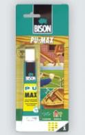 Клей полиуретановый для конструкций из дерева  Bison PU Timber M