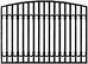 Забор МЗ-002