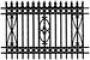 Забор МЗ-009
