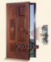 Стальная дверь Tesio, модель