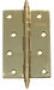 Петля дверная BUSSARE-  B010-E 100X70X2.5-2PG/ SG