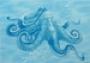Лазурь / Lazur Керамическая плитка Лазурь Осьминог декор