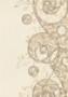Глория/Gloria Керамическая плитка Глория Барокко бежевая декор