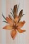 Акварель / Akvarel Керамическая плитка Акварель оранжевый декор
