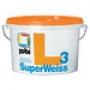 Jobi SUPERWEISS L3  (2,5л) Краска влагостойкая