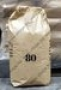 51 501 20 :  Корунд (оксид алюминия), зернистость 80, 25 кг